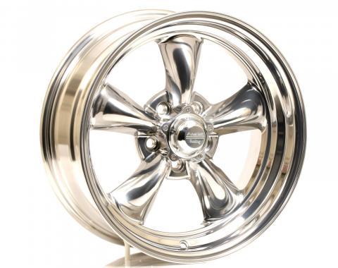 American Racing VN515 Polished Torq-Thrust II One-Piece Wheels 17x7 VN5157765