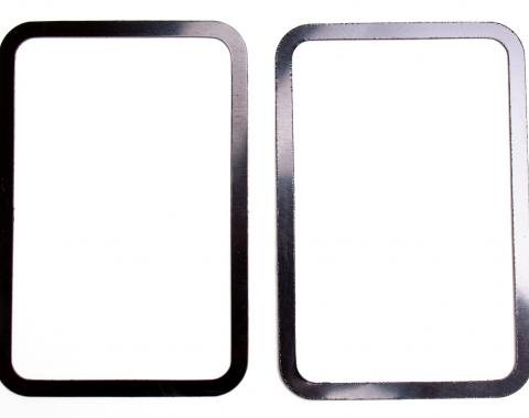 Detroit Muscle Technologies Door Handle Gaskets, Dodge Plymouth 70-74 E-Body D-EXX7074DH01