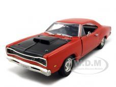 "1969 Dodge Coronet Super Bee ""American Graffiti"" Diecast Car Model 1/24 Die Cast Car"