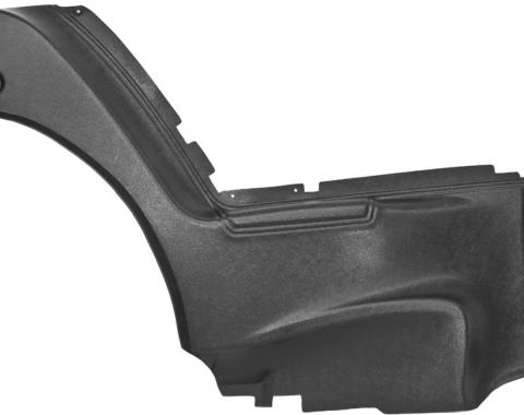 Dashtop Replacement Rear quarter Panels 971 B - POWER WINDOWS