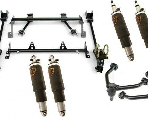 "Ridetech Air Suspension System for 68-70 Mopar ""B"" Body 13010298"