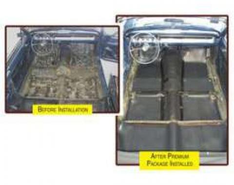 Classic Sound Deadening Insulation, Premium Package