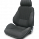 Procar Rally Seat, with Headrest, Left, Canvas