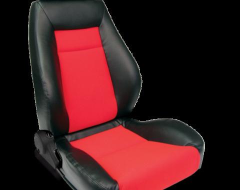 Procar Elite Seat, Right, Velour
