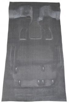 ACC  Dodge Grand Caravan Stow & Go Seats Model Pass Area Cutpile Carpet, 2005-2007