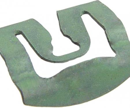 OER 1971-77 Dodge/Plymouth A, B & E-Body, Metal Clip, For Rear Window Reveal Molding, Set of 24 *881247