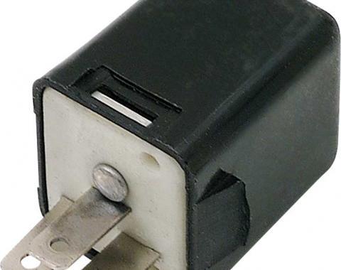 OER 1973-1995 GM, Relay, Various Models, Horn Relay, Trunk Lid Relay, Power Antenna Relay, 3 Blade HR635