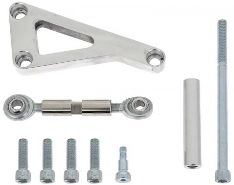 OER 1969-76 Alternator Bracket Set - For Small Block Chevy With Long Water Pump 153663