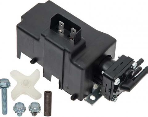 OER 1963-89 Windshield Washer Pump, Service Replacement, Various GM Models 72332