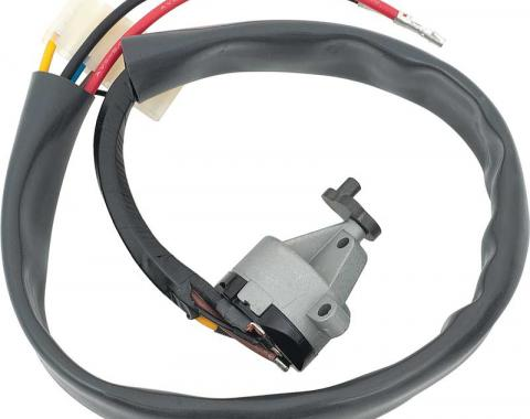Ignition Switch without Tilt & Telescopic Column, 1970-1976