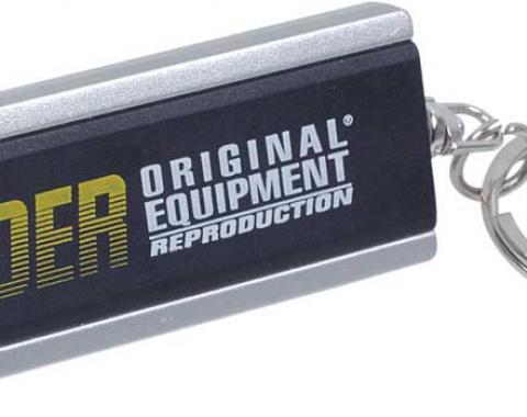 OER LED Key Chain Flashlight J270