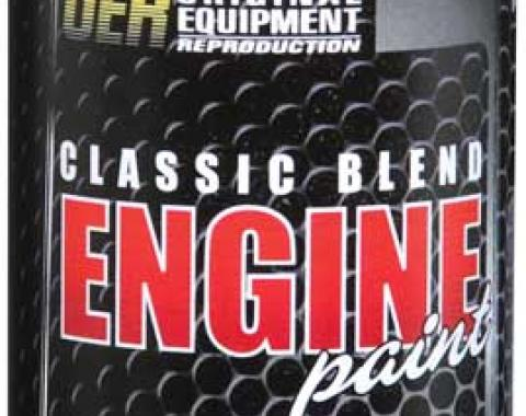 OER 1977-82 GM Corporate Blue Classic Blend Engine Paint - 16 Oz Can K89130