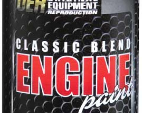 OER 1975-77 GM Strato Blue Metallic Classic Blend Engine Paint - 16 Oz Can K89140