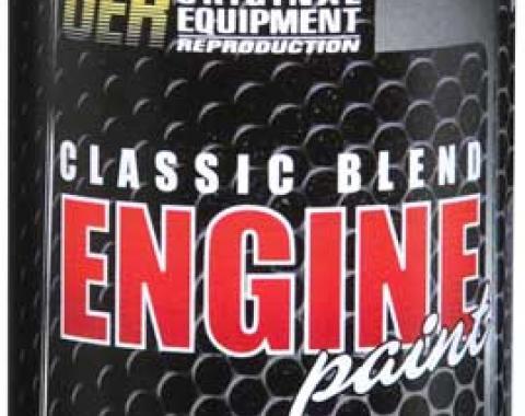 OER Classic Blend Gray Primer Engine Paint - 16 Oz Aerosol Can K89260