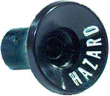 OER 1967-78 Hazard Switch Knob 411525