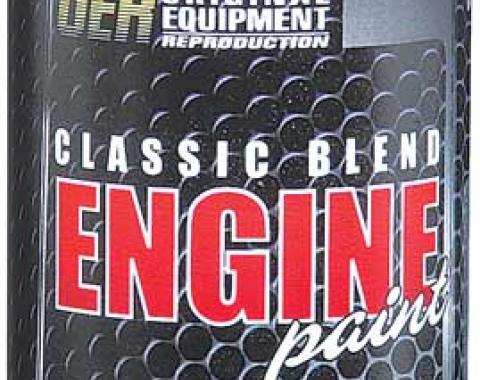 OER 1960-69 Mopar Turquoise Engine Paint 16 Oz Aerosol Can (OE# P4120752) K89162