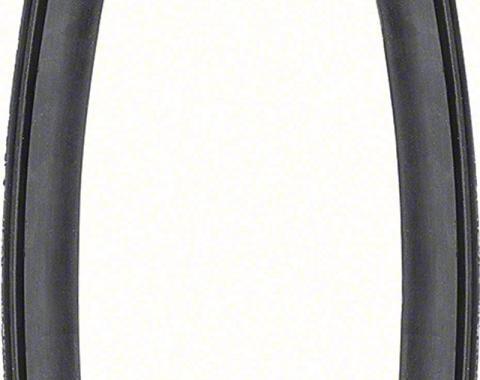 OER 1970-74 Mopar E-Body Coupe/Convertible Quarter Window Vertical Seals ME530
