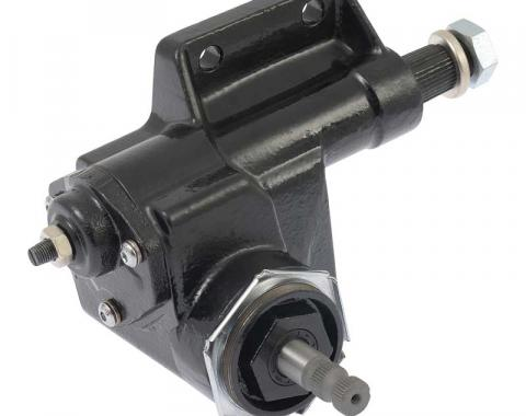 OER 1966-76 Dodge/Plymouth, Manual Steering Box, 16:1 Ratio, A / B / E-Body MD2275