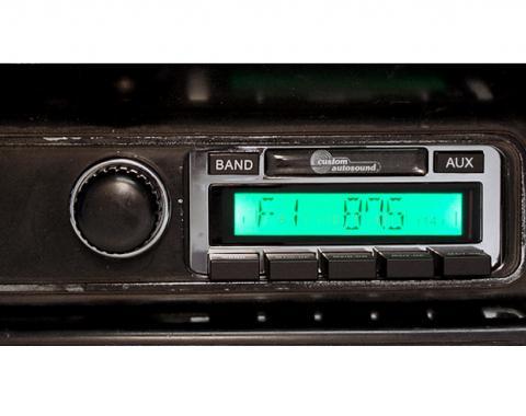Custom Autosound 1970-1974 Mopar Challenger (E-Body) USA-230 Radio